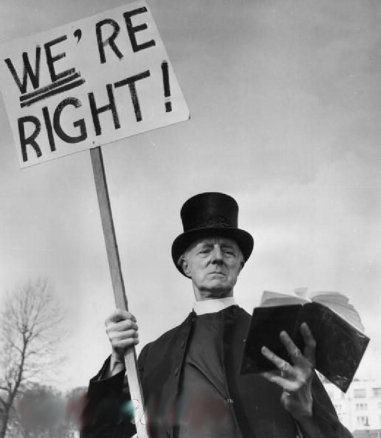 Белый англосаксонский протестант в Америке