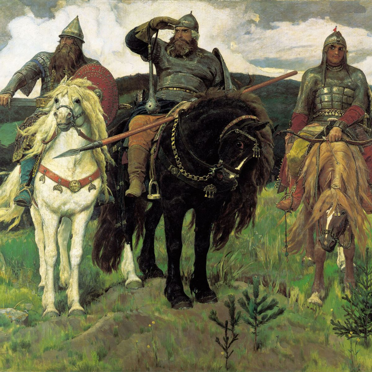 История создания картины богатыри ...: pictures11.ru/istoriya-sozdaniya-kartiny-bogatyri.html