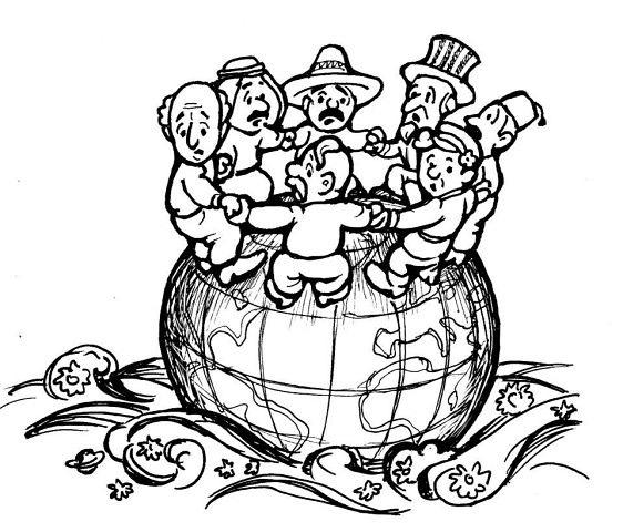 Culture globalization